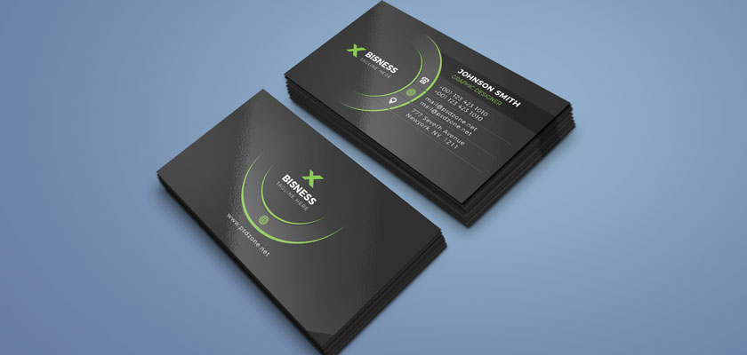Business Card Modern Luxury Free