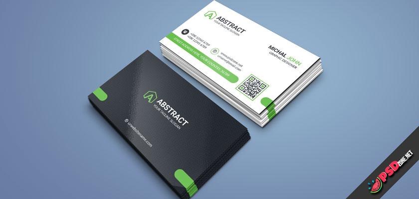 Cool Modern Business Card