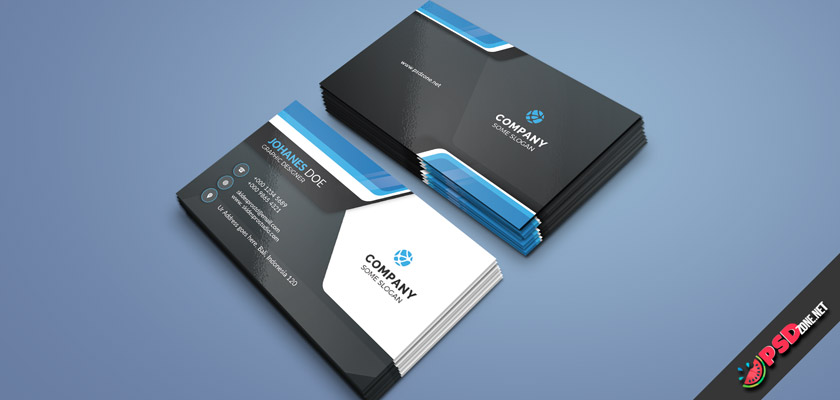 Corporate business card free