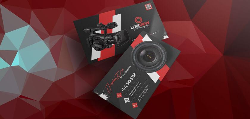 modern photographer camera