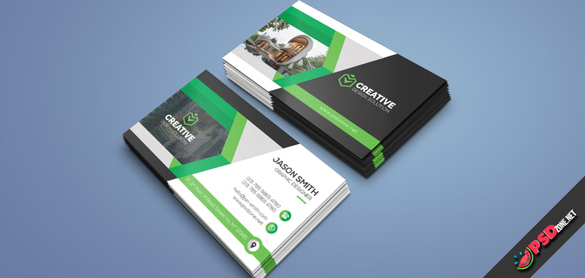 Architectural-Designer business card template