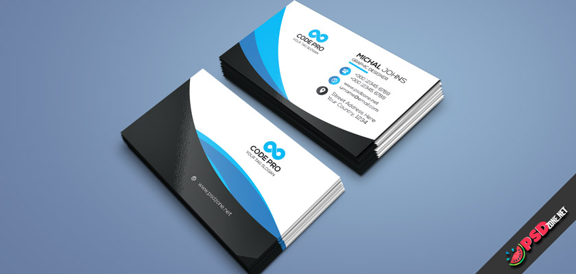 bank manager business card free
