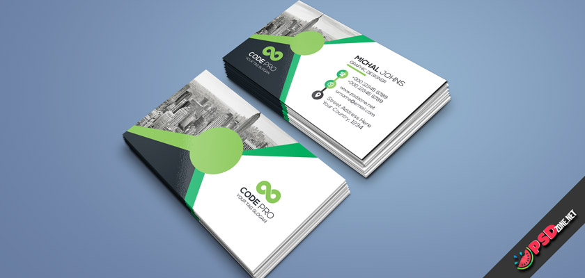 Business Operations visit card