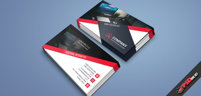 Computers Store business card