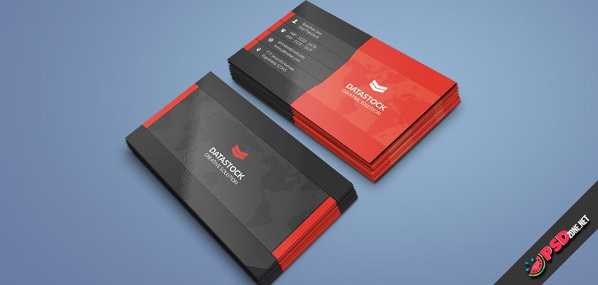 Database Management System business card
