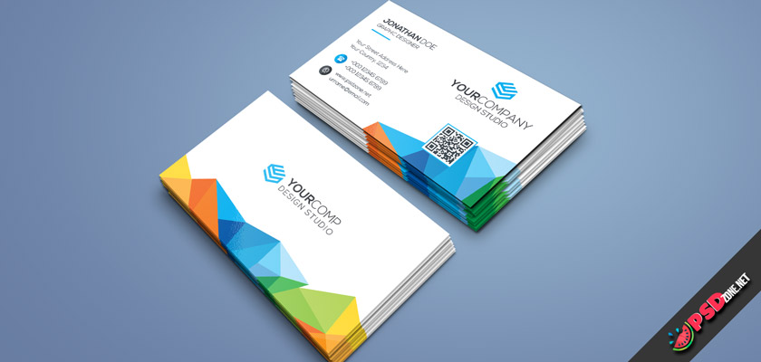 light designer business card free