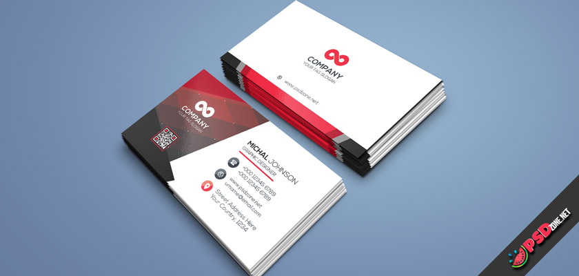 hotel, lodging managers business card