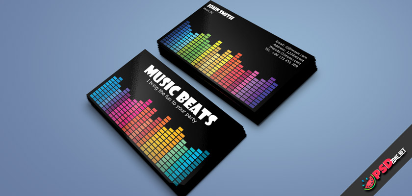 equalizer business card