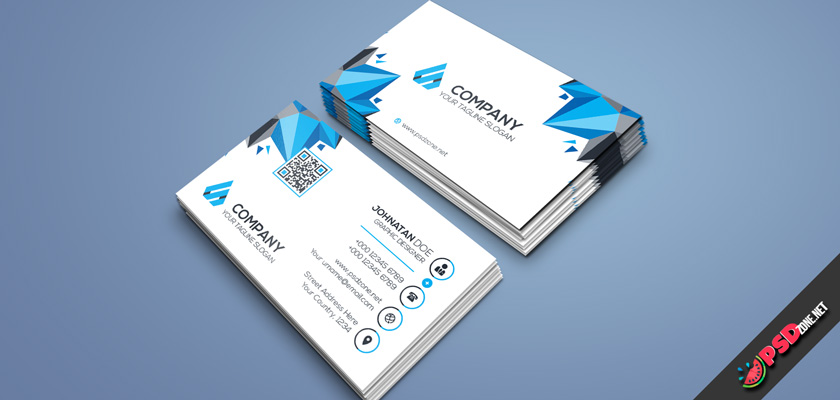 crystall business card free