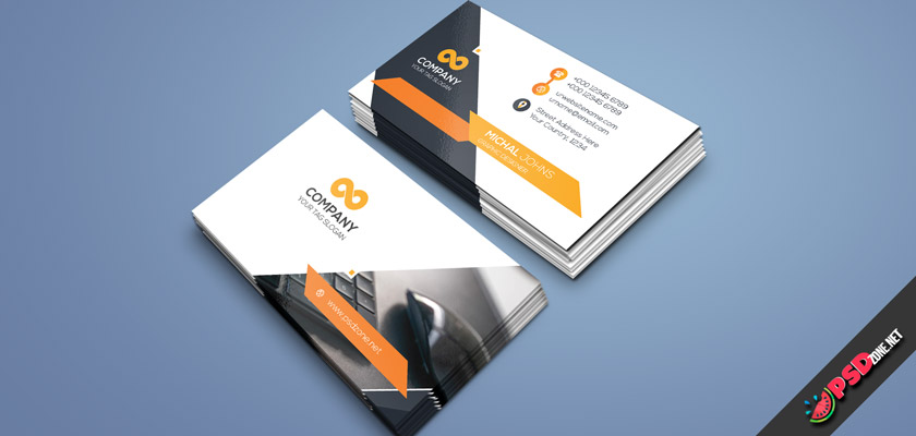 administrator business card
