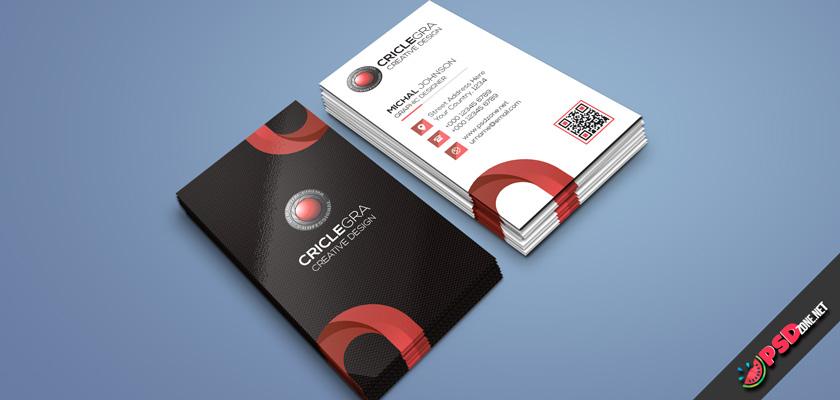 video studio business card