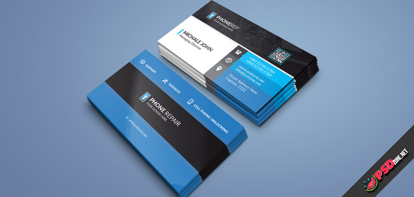 Perfect Cellular Repair Business cards