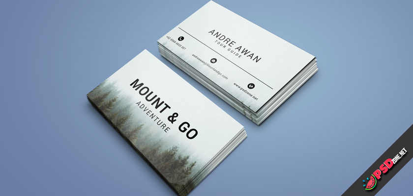 Forestry business cards free