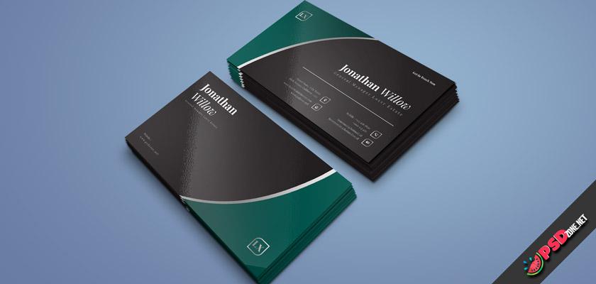 free Estate Business Card
