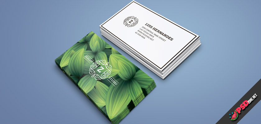 Plant Geneticists Business Cards