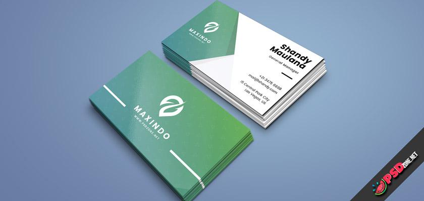 shop assistant business cards