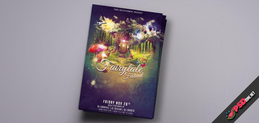 fairytale flyer