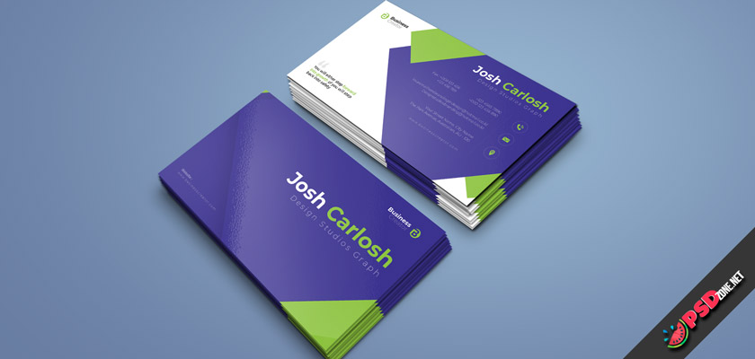 graphic studios business card