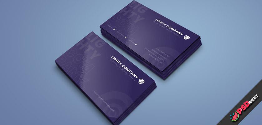 Lighty Business Card