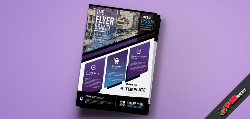 corporate flyer free