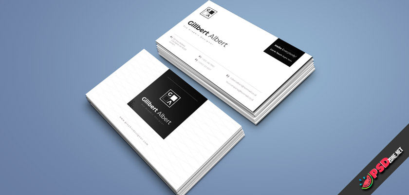 pro-graphic design business card