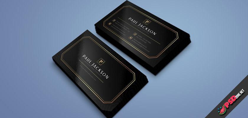 profesional lawyers business card