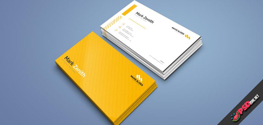 studio creator business card