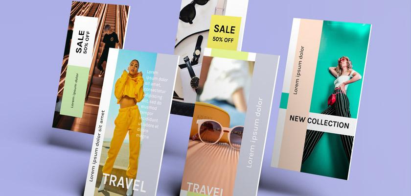 Instagram Stories Design free