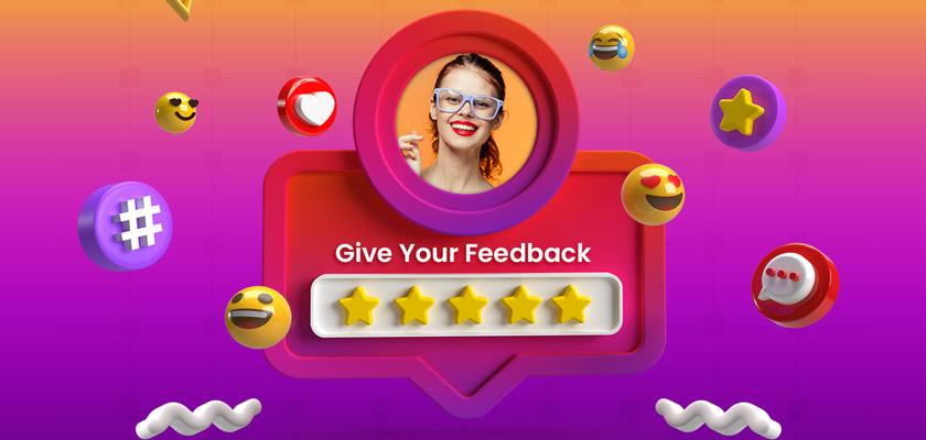 Feedback Social Media Banner