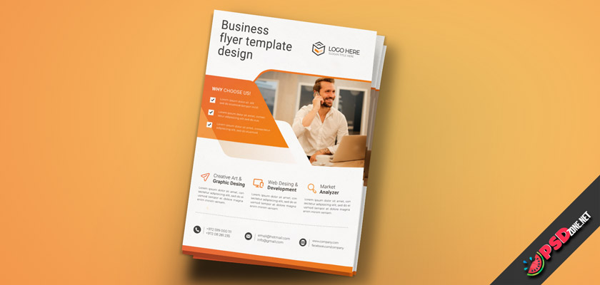 Business Flyer free